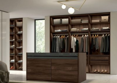 Composition for Walk-in Robe -