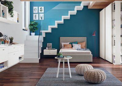 Teen-ager bedroom 1
